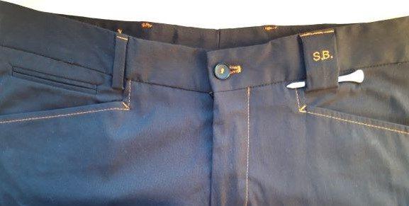 Passante personalizzato ,porta tee, tasca per alzapitch