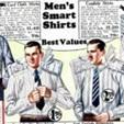 La camicia nel 1920