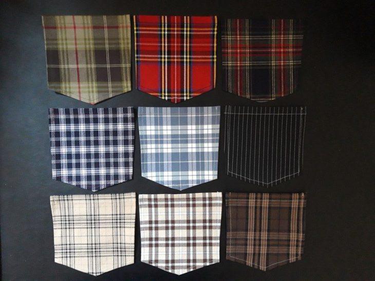 ampia scelta di tessuti elasticizzati per il Golf