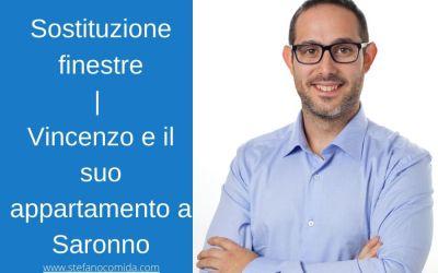 Sostituzione finestre Saronno: La storia di Vincenzo