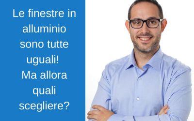 Serramenti in alluminio a Saronno: Quali scegliere