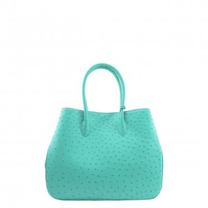 Ostrich Bag Orange 3