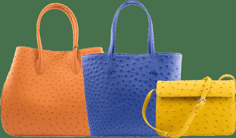 Ostrich Bags
