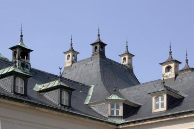Türmchen, Schloß Pillnitz
