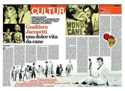 Luciano Lanna, Il Dubbio, 12 ottobre 2016