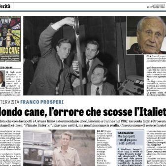 Maurizio Cabona, La Verità, 19 ottobre 2016