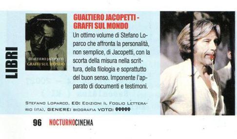 Nocturno Cinema, giugno 2014