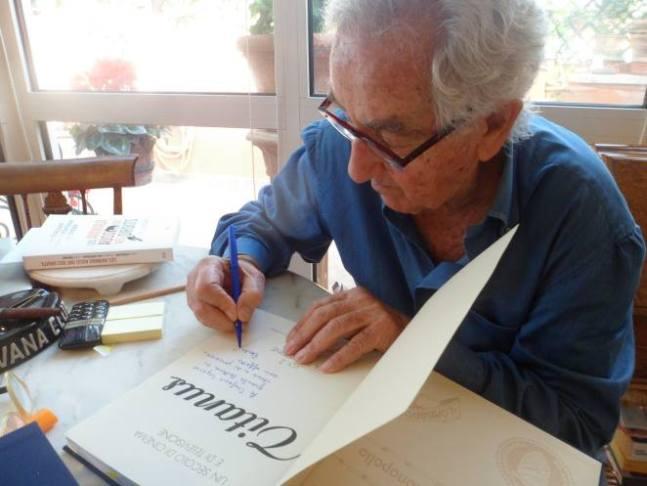 Carlo Gregoretti, Roma, 2014