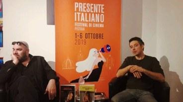 Presente Italiano, Pistoia, 4 ottobre 2019