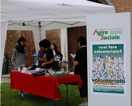 Festa del volontariato, ci siamo quasi. E non solo con la festa