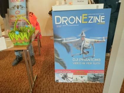 Dronezine - Dronitaly 2015