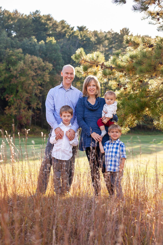 Family photographer Western Mass