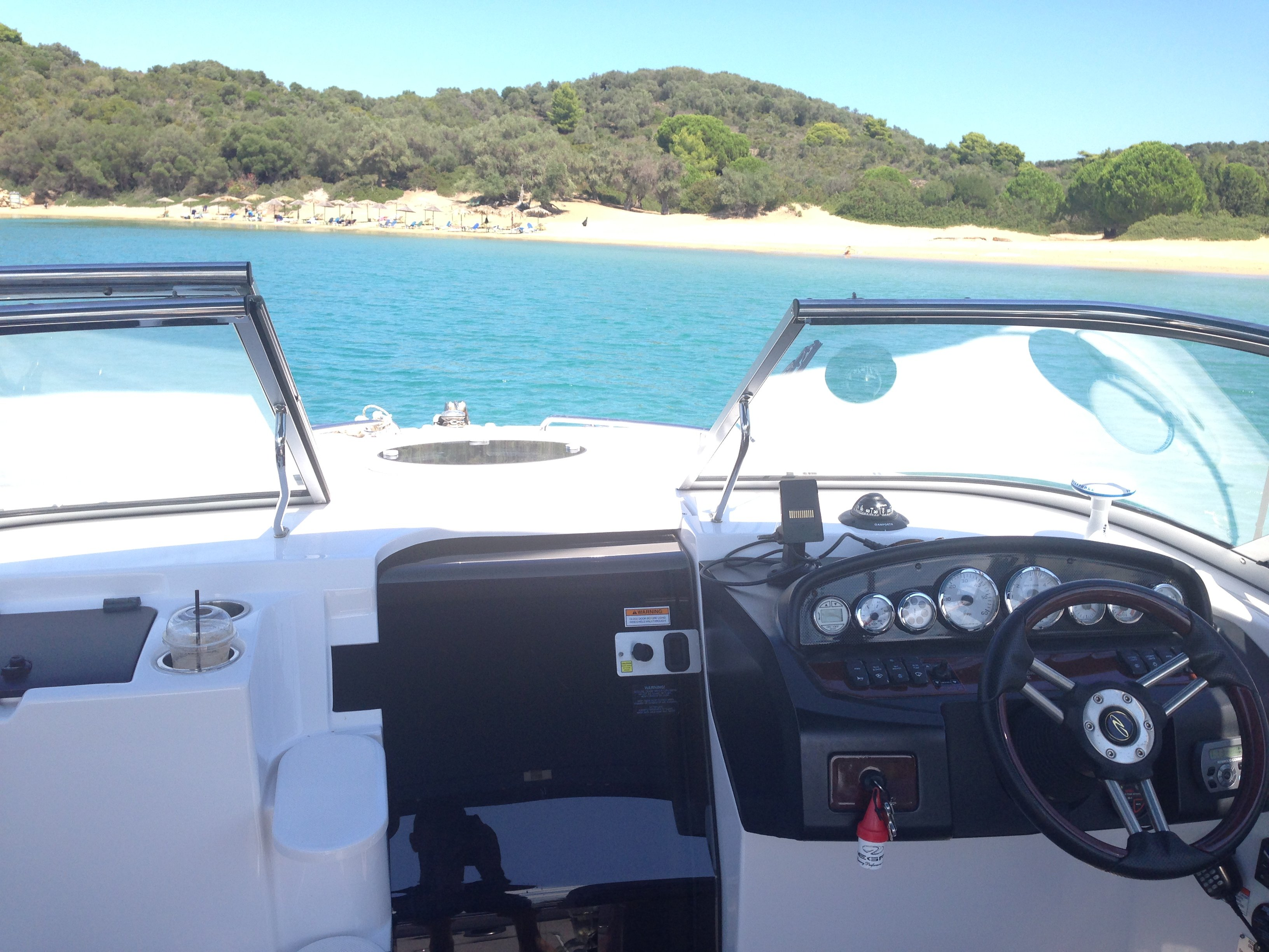 sofa ski school review retro uk vip trips with a luxury boat stefanos and
