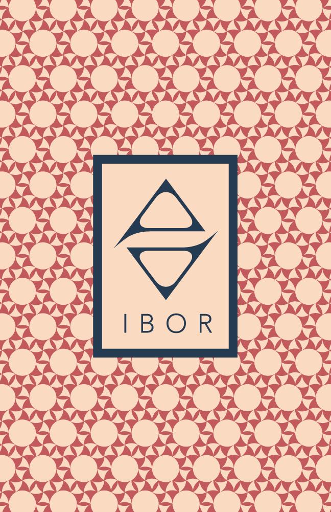 Brand identity for Ibor Yoga, yoga teacher in London, UK