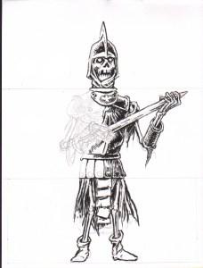 skeleton III