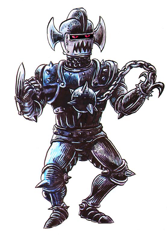 armored fiend 72