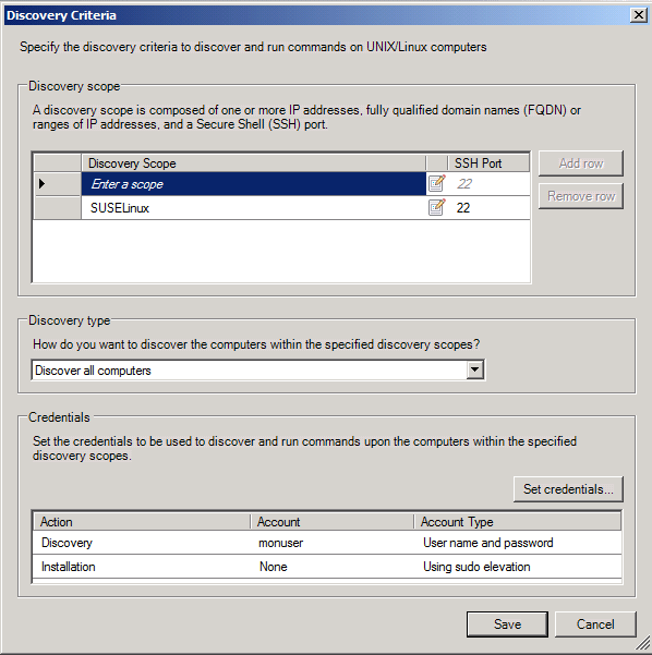 SCOM 2012 Linux Monitoring (Lab) – Part 3 Agent Deployment