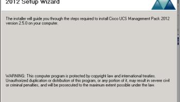 SCOM 2012 Monitoring Cisco UCS – Part 1 Emulator Setup   STEFANROTH NET