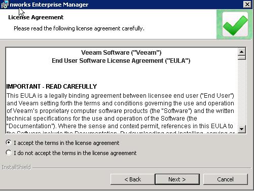SCOM 2012 Veeam MP for VMware 5 7 – Part 1 Setup & Config