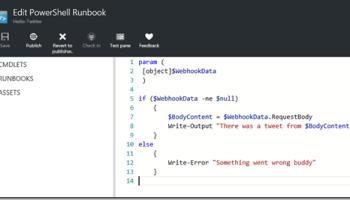 MS Flow – Trigger Azure Automation Webhook | STEFANROTH NET