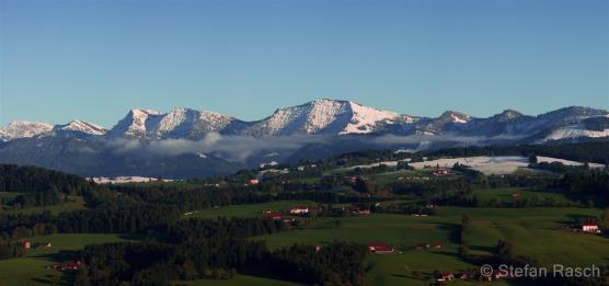 Alpenpanorama2 (Groß)