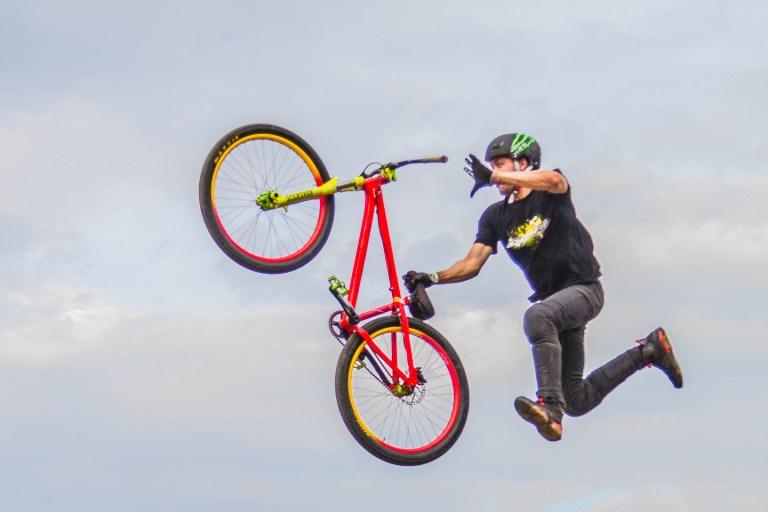 Fahrrad - BMX Fahrrad