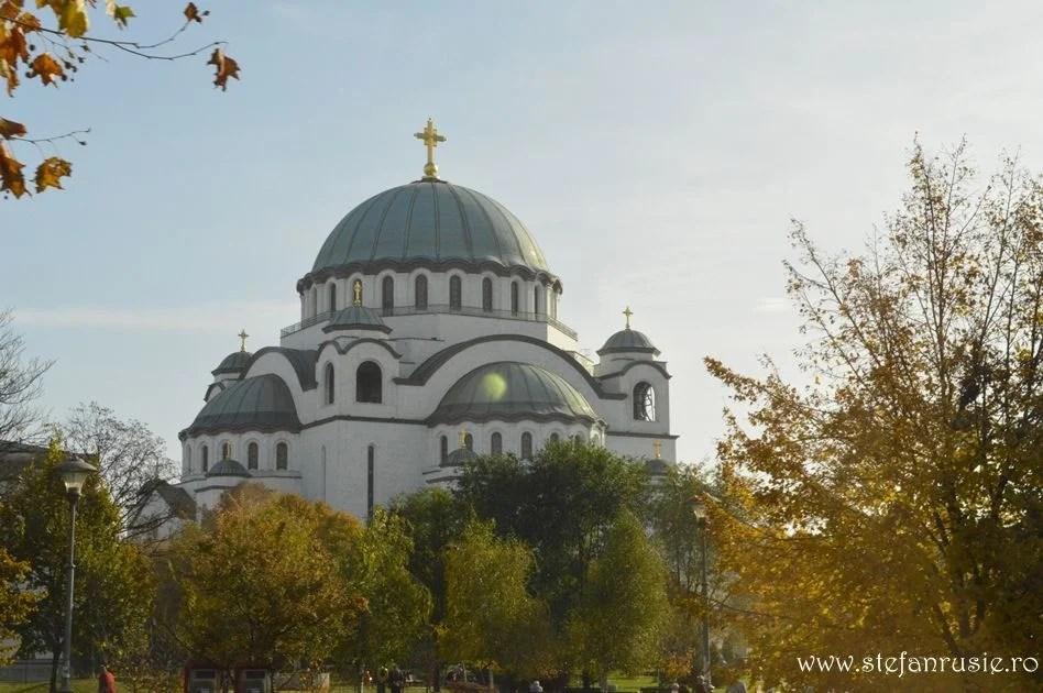 Biserica Sf. Sava, Belgrad