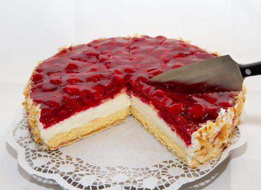 Erdbeerjoghurtkuchen