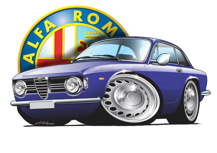 Alfa GT Junior Stepnose - Dark Blue, Junior Stepnose ,