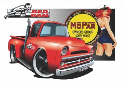 Dodge Red Ram