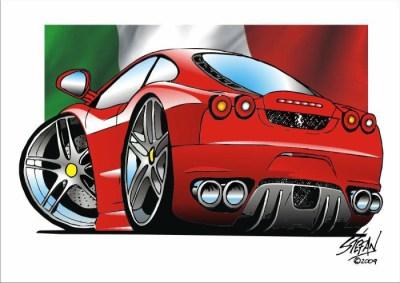 italian classics, ferrari 458 italia,