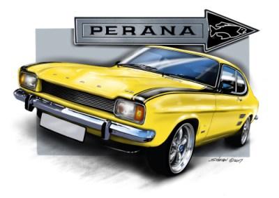 capri perana, cartoon car drawings, car art, car drawings,