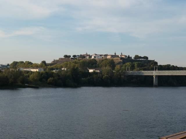 Rückblick auf Valença