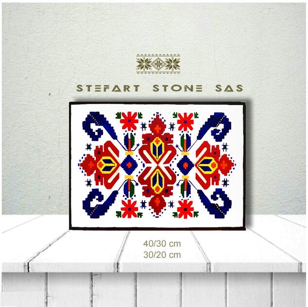 картина за дома, картина шевица, домашен декор, мотив българска шевица, български символи и знаци, Богинята Майка