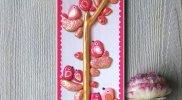 Картина за детска стая Пролетно в розово