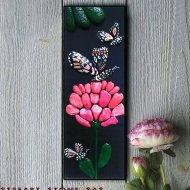 Картина пано Пеперудените моменти 3