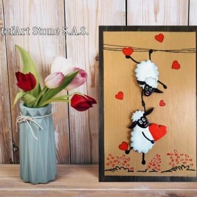арт картини за стена/ модерни картини/ картини за детска стая/ картини сърце