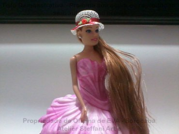 Barbie EVA Amanda