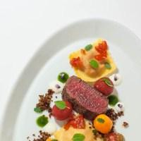 …in 4 Gängen: Tomate | Lamm | Basilikum