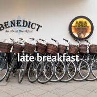 Frühstück 24/7 - Restaurant Benedict