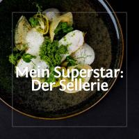 Mein Superstar: Sellerie