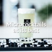 Micrococktails by Three Sixty Vodka