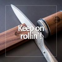 Keep on Rollin`- Der HORL Rollschleifer