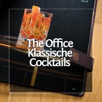 The Office • Classic Cocktails