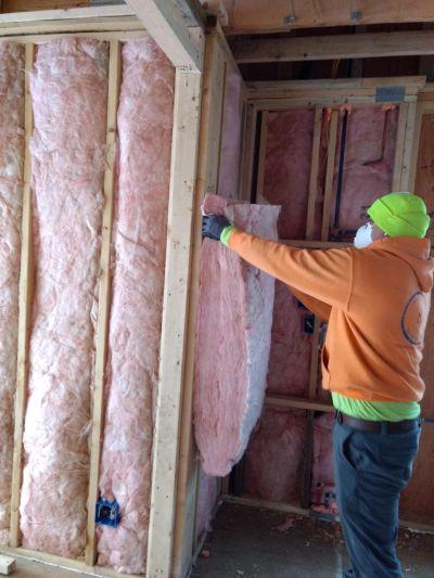 Person Installing Installation