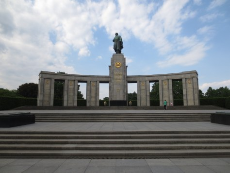 Memorial to the Soviets
