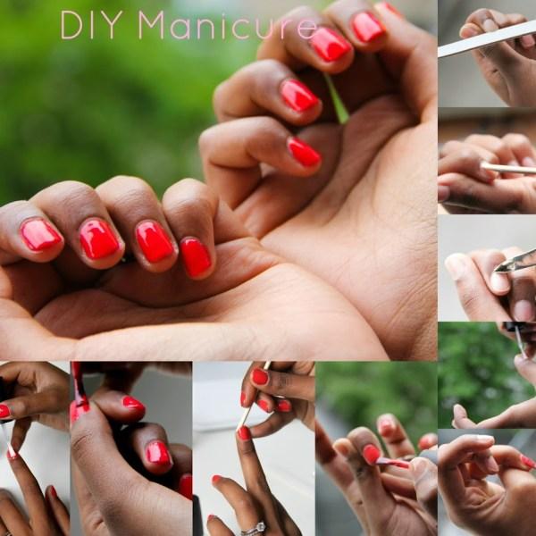 DIY: Basic Manicure