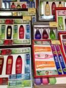 Seollal Geschenk-Shampoo und Seife