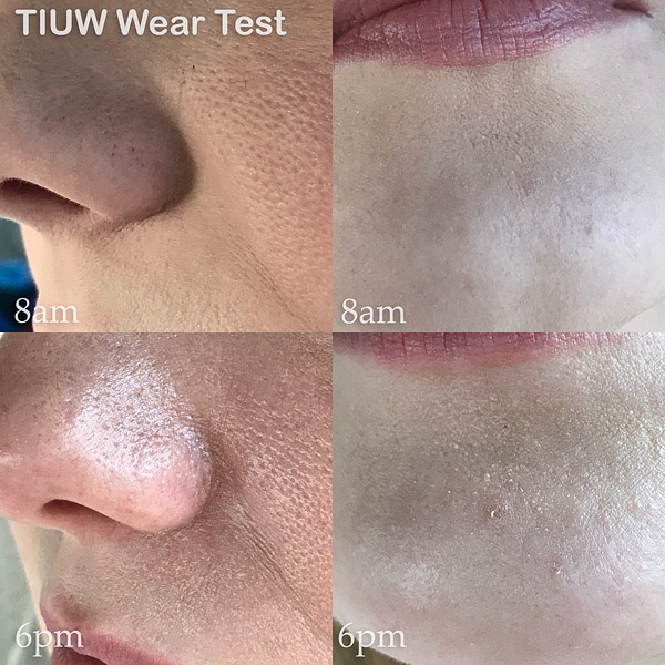 Lancome teint idole ultra wear foundation wear test shade 130