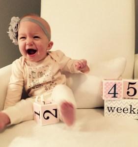 45 weeks 2